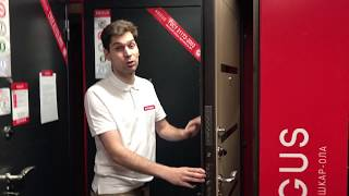 Обзор входной металлической двери Аргус ДА11 «Николь» | Входные двери | Как выбрать дверь