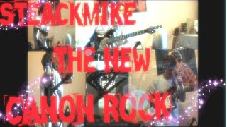 The New Canon Rock (Jerry C/Johan Pachelbel) Steackmike Band