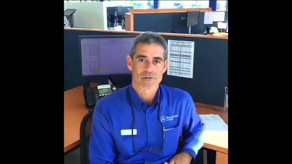 Bob mutch mercedes product concierge youtube for Mercedes benz product concierge