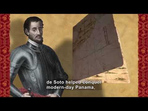World Explorers: Hernando De Soto (Accessible Preview)