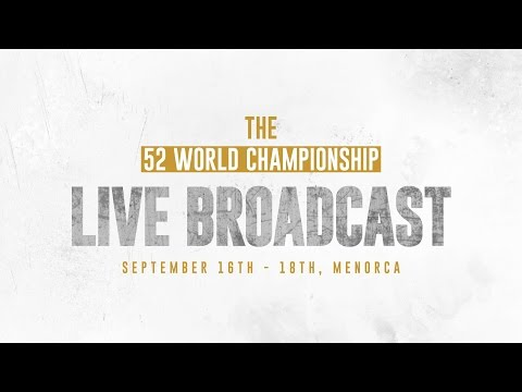 LIVE TV: 2016 52 World Championship Final Day