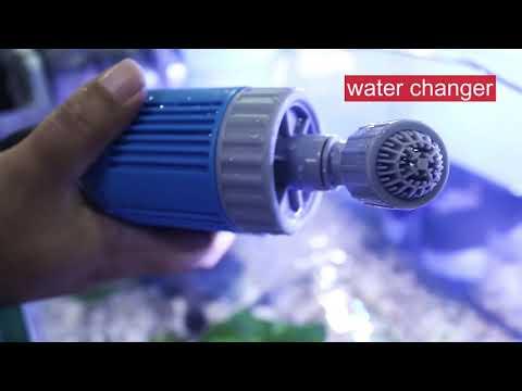 Multi-function Cleaning Fish Tank Water Changer Aquarium Siphon Gravel Cleaner