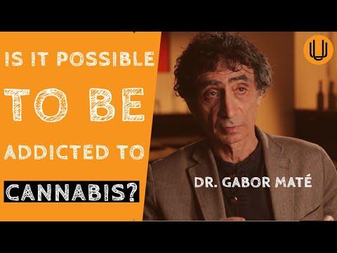 The Psychology of Cannabis Addiction | Dr. Gabor Maté