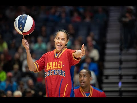 Women of the Harlem Globetrotters