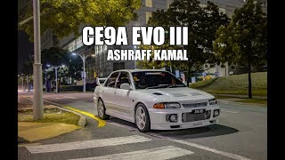 EVO 3 CE9A ORIGINAL - TRUE JDM