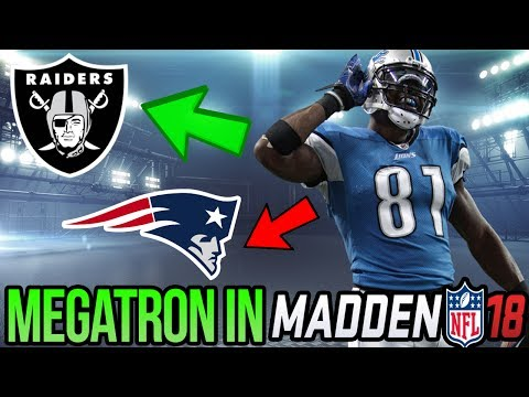 CALVIN JOHNSON RETURNING TO PLAYOFF CONTENDER? - He NEEDS to be In Madden 18