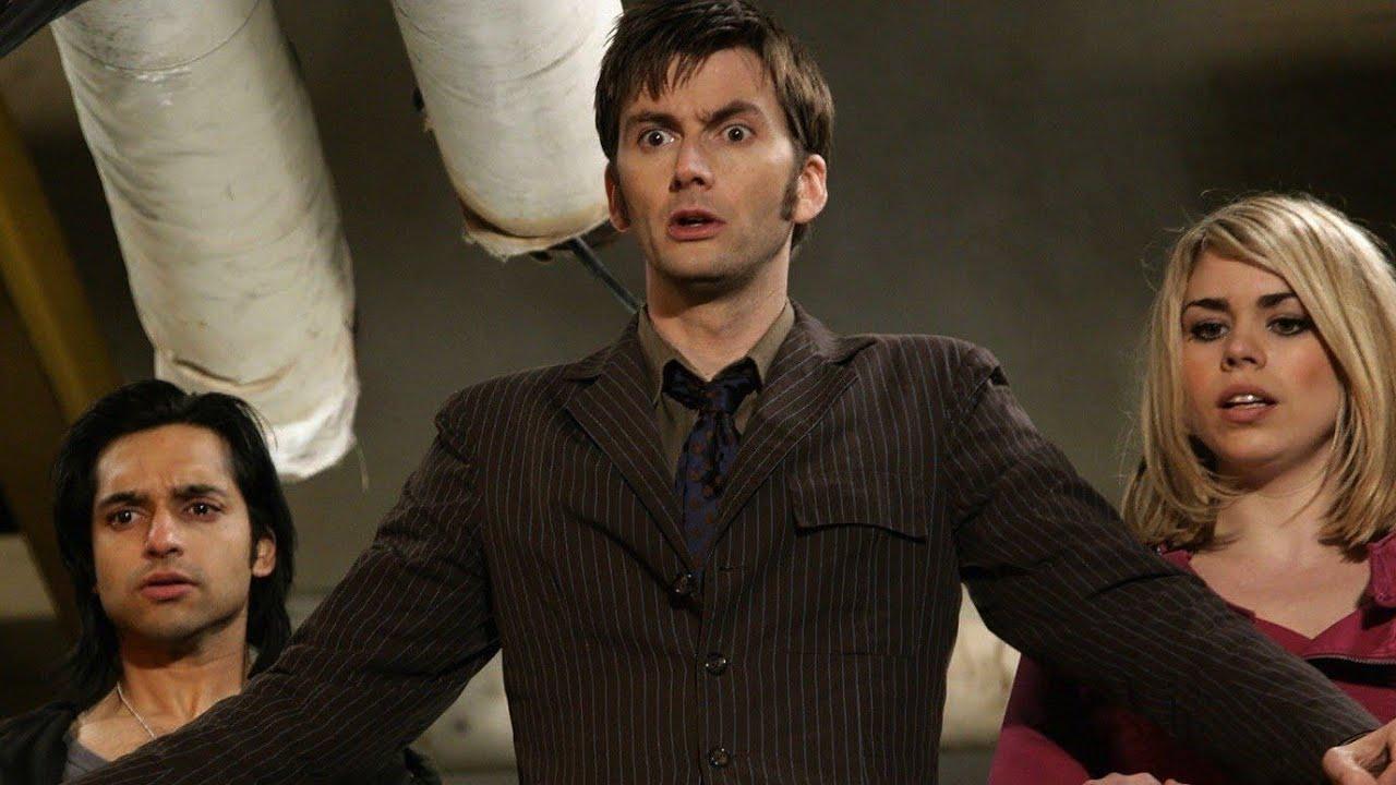 """""""Он пробудится и вы поклонитесь ему!""""   Невозможная Планета   Доктор Кто"""