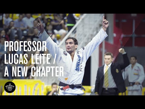 PROFESSOR LUCAS LEITE / A NEW CHAPTER