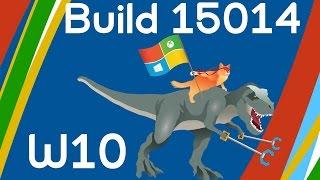 Windows 10 Build 15014  - Novedades Insider, más personalización, ahorro batería y .epub