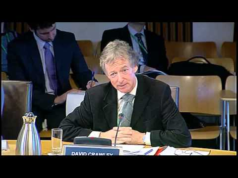 European and External Relations Committee - Scottish Parliament: 16th January 2014
