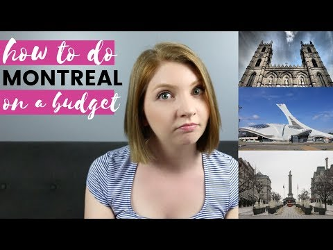 How To Do Montreal On A Budget | Jessica Moorhouse