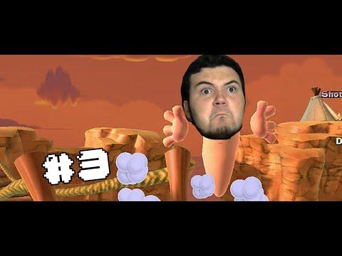 WILD WILD WORMS!!! -- Worms Ultimate Mayhem -- Ep 3 W Rustocrat |