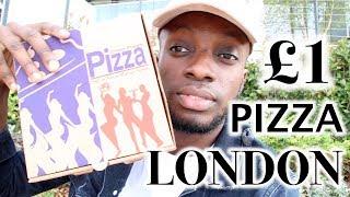 £1 PIZZA LONDON