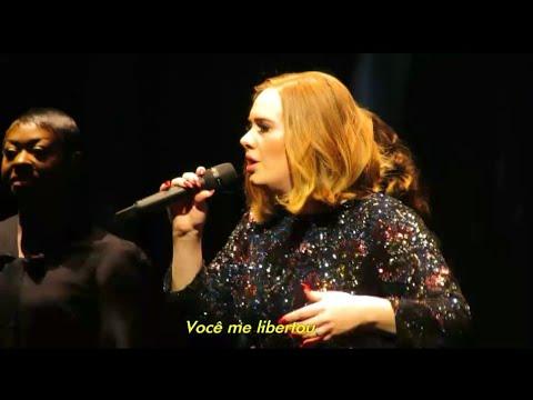 Adele Send My Love Legendado Traducao