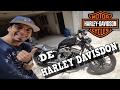 FABINHO MOTORCYCLES - HARLEY DAVIDSON IRON 883 MODIFICADA - MOSTRANDO TODA A MOTO ANTES DO ROLE