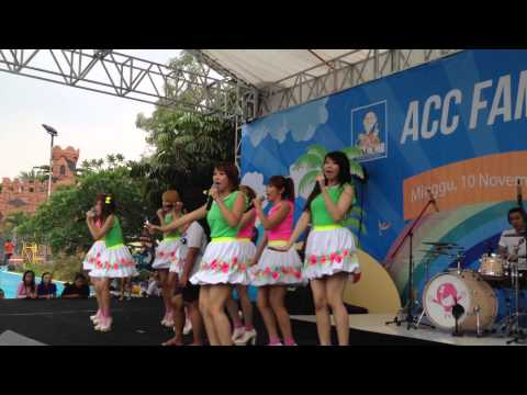 Cherrybelle Birthday Kiss #ACCfamilyday at Ocean Park 10-11-2013