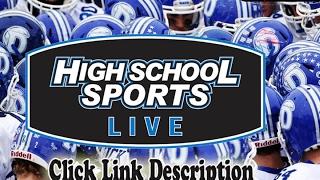 Eastern Guilford vs. Reidsville | High School Football | 9/20/2019 |  LIVE