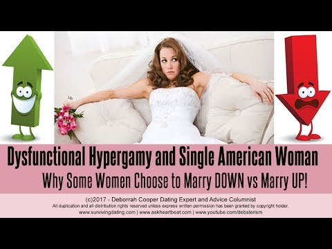 Deborrah Cooper on Hypergamy MGTOW Men Marriage and Single American Women
