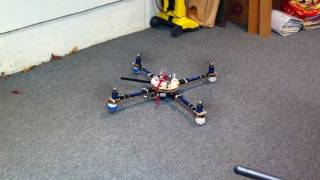 Arducopter Simple Mode