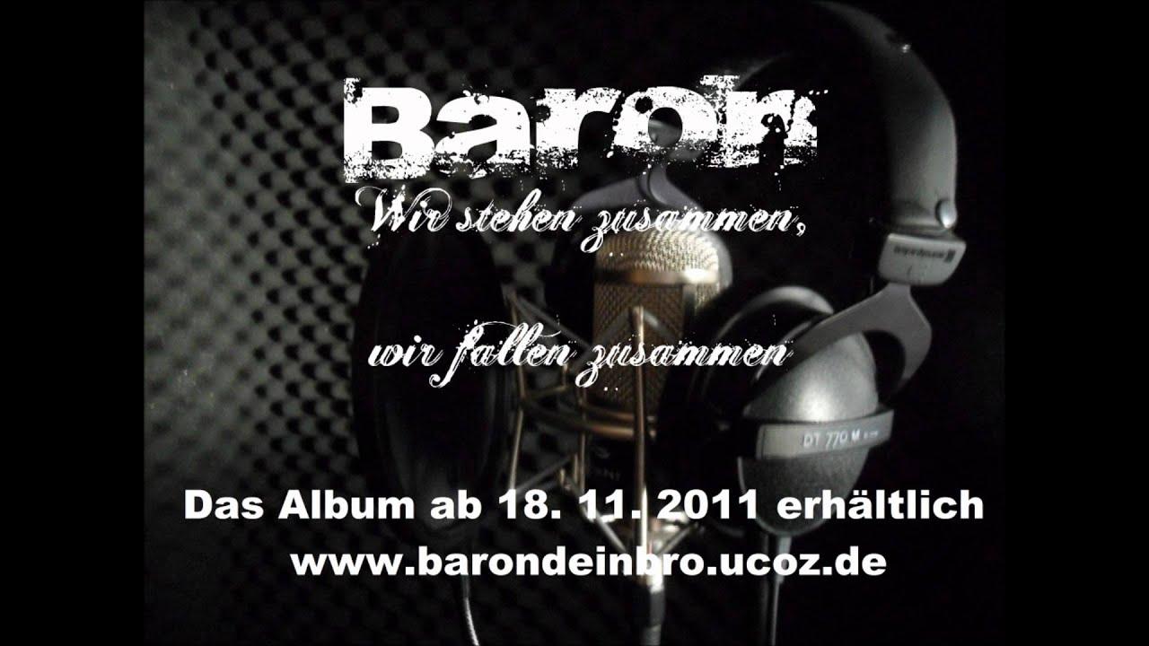 baron wir stehen zusammen wir fallen zusammen album snippet youtube. Black Bedroom Furniture Sets. Home Design Ideas