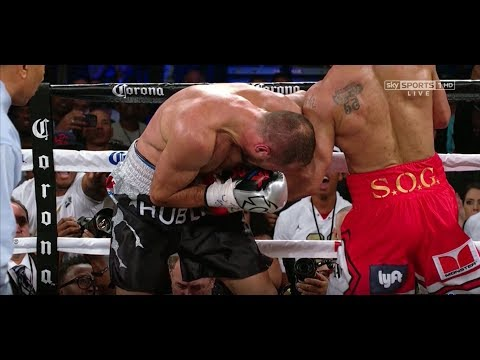 ANDRE WARD'S TKO LOW BLOWS VS KOVALEV (MISCONCEPTION)