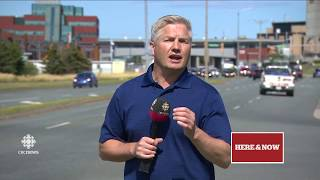CBC NL Here & Now Tuesday August 15 2017