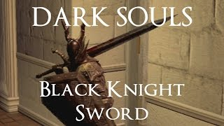 Black Knight Sword Moveset (Dark Souls)