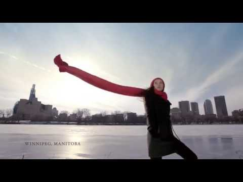 Winter in Winnipeg, Manitoba, Canada - Unravel Travel TV