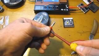 Как зарядить аккумулятор без телефона(Я продолжаю рубрику Пиар. Сегодняшнее видео от Андрея Рудницкого и одноименного канала http://www.youtube.com/user/AndrejRu..., 2013-05-24T12:41:48.000Z)