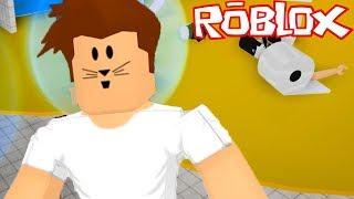 Новый ПОБЕГ ИЗ СУПЕРМАРКЕТА в ROBLOX! Кид стал котом в Роблоксе - развллекательное видео #КИД