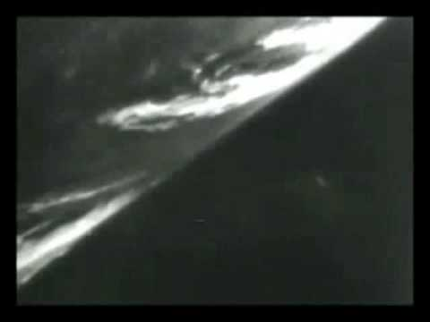 First Footage of Space (above 100 kilometers)