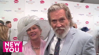 Jeff Bridges, Justin Hartley and other stars attend 143rd Kentucky Derby