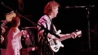 Yes 1991 Documentary P.4. Yours Is No Disgrace / Solo Electric Guitar Howe & Rabin
