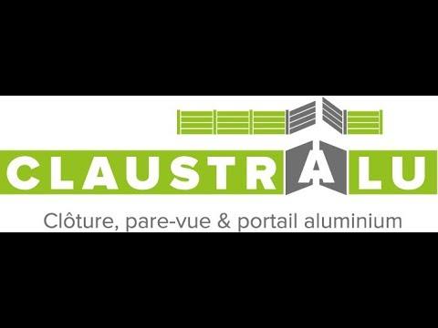 CLAUSTRALU Fabricant Français de Portail & Clôture Aluminium