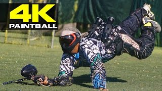 Paintball in 4k // HK ARMY