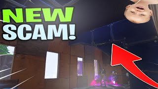 *NEW SCAM* Jump To Heaven Scam! (Scammer Gets Scammed) Fortnite Save The World