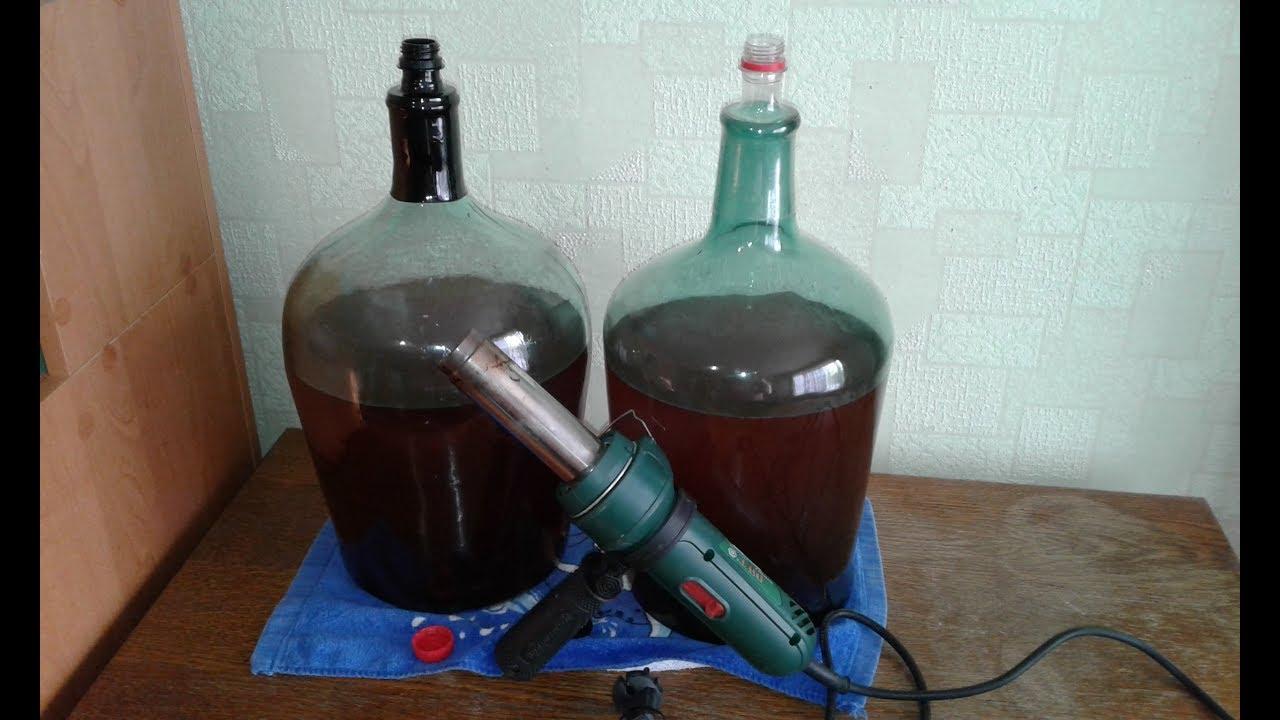 Как сделать пробку для бутыли 20 литров фото 220