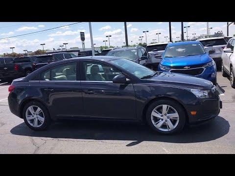 2014 Chevrolet Cruze Columbus, London, Springfield, Hilliard, Dublin, OH PCA289984
