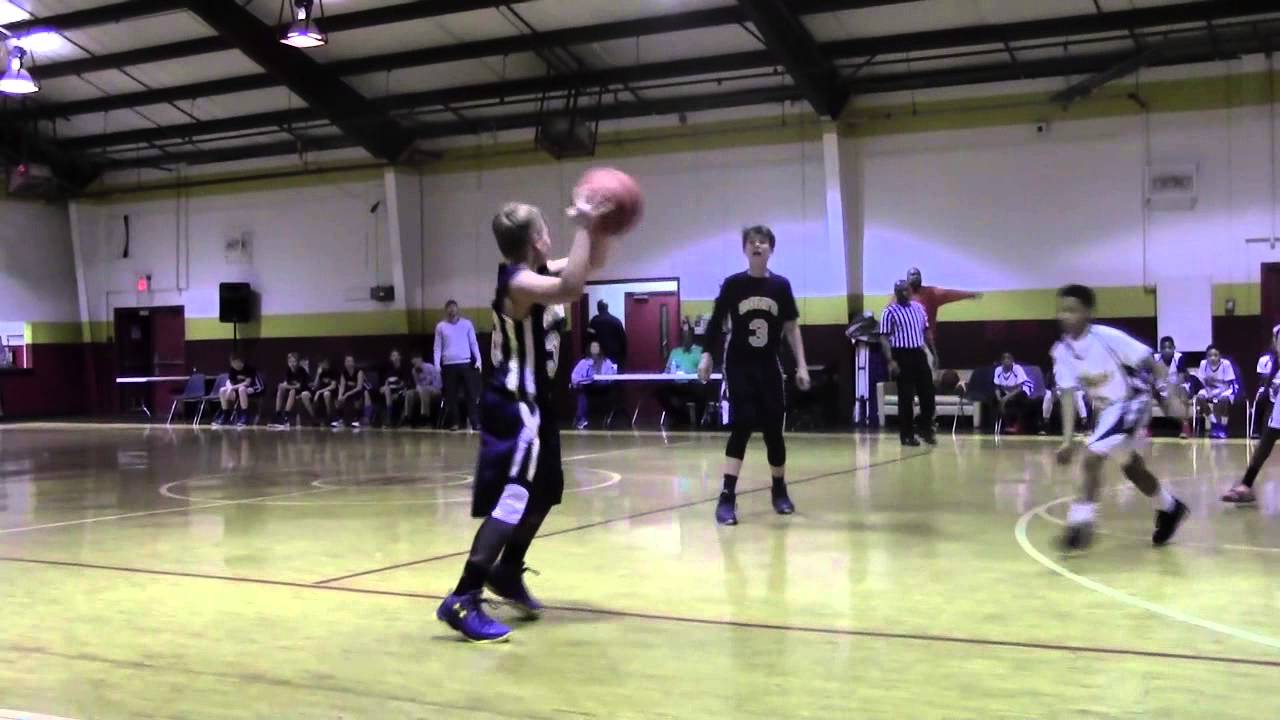 FH Jenkins Vs  White House Community Christian pt3