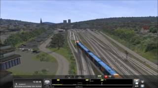 Скачать Train Simulator 2016 Capitulo 130 Escenario Chop And Change