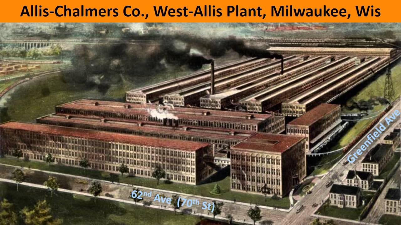 West Allis, Wisconsin, 1960 | Hemmings |West Allis Sign