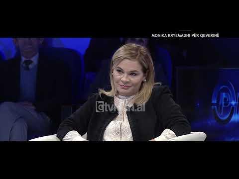 Opinion - Monika Kryemadhi per qeverine! (04 tetor 2018)