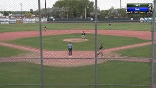 Western Distrcit Baseball- Lamar CC vs Central Arizona