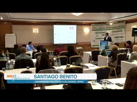 Santiago Benito   Spain   Food Safety 2015   Conference Series LLC