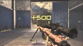 One Of The Best MW2 Trickshots!?