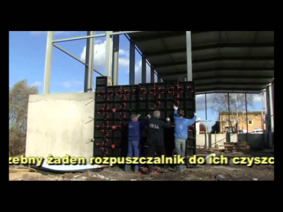Tech Service Polska - System Szalunków - Geopanel, Geosky, Modulo, Geotube