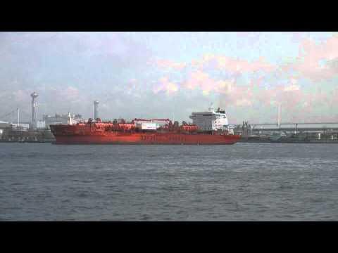 BOW SEA (Chemical tanker) 2012-7-2 Osaka,Japan