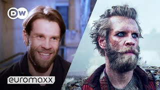 Game of Thrones Season 8   Leader of the Golden Company - Harry Strickland   Marc Rissmann Interview