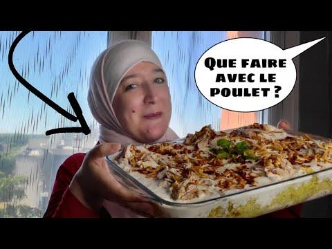 plats-Économiques-:-fatteh-de-poulet