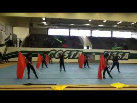 Century High School ColorGuard